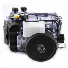 195ft 60M Underwater Housing Case Bag For Sony alpha A6000 A6300 A6500 ILCE-6000