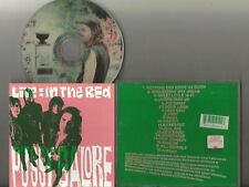 Pussy Galore - Live: In the Red CD 18 tracks ITR030 Sweet Little Hi Fi Evil Eye