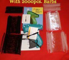 Avery Dennison Clothing Price Tagging Gun W/ 2000 barbs