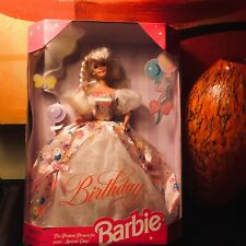 Barbie Birthday Doll NO.16000 NRFB