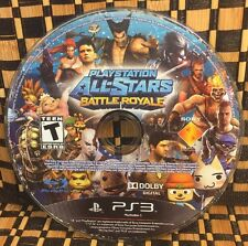 PlayStation All-Stars Battle Royale (PS3) USED (DISC ONLY) #10409
