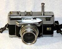 VOIGTLANDER VITESSA T RANGEFINDER VINTAGE CAMERA COLOR-SKOPAR 2.8/50mm LENS