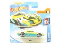Hot Wheels MR11 HW Sports Yellow 52/365 FJW26 1.64 Scale Sealed New