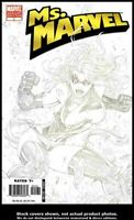 Ms. Marvel (2nd Series) #1 Variant B VF/NM