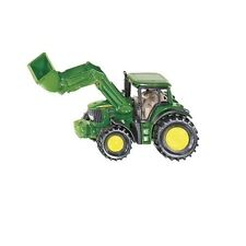 BRAND NEW - SIKU - 1341 - JOHN DEERE WITH FRONT LOADER - GREAT GIFT IDEA