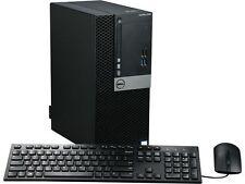 DELL Desktop Computer OptiPlex 3040 (7D9K7) Intel Core i5 6th Gen 6500 (3.20 GHz