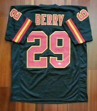 Eric Berry Autographed Signed Jersey Kansas City Chiefs JSA