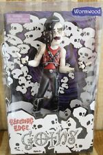 Bleeding Edge Goths absinthe poupée série 1 non Living Dead Dolls