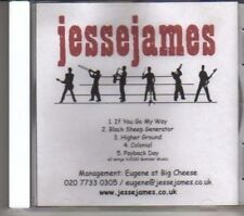 (DE846) Jesse James, Demo, If You Go My Way - 2000 DJ CD