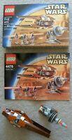 LEGO Star Wars - Rare - Geonosian Fighter 4478 with Box - No Minifigs