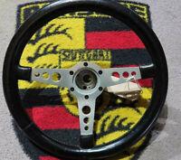 350mm original ISO Delta three spoke steering wheel Porsche 911 / 912 -73