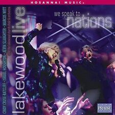 We Speak to Nations by Lakewood Church (CD, May-2002, Epic (USA))