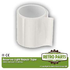 Reverse Light Repair Lens Tape for Fiat Grande Punto. Fix Clear Rear Lamps