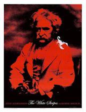 MINT & SIGNED White Stripes 2007 Moncton Rob Jones Poster 28/282