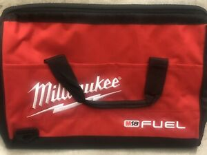 "Milwaukee 50-55-3565 M18 FUEL HEAVY DUTY SOFT CONTRACTOR TOOL BAG 16"" x 12"" x 12"