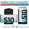 Qi Wireless Charger for Samsung Galaxy S10 S10e S10 Plus Charging Charger Stand