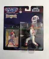 1999 MLB Starting Lineup Extended Sean Casey Cincinnati Reds Action Figure