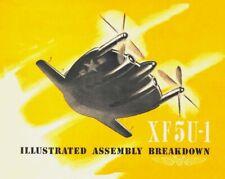 AERONAUTICA USA - Chance Vought XF5U1 1943 (eng) BR - DVD