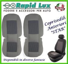 """Coppia fodere coprisedili anteriori Star per Toyota Yaris fantasia """"S29"""""""