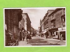 Vicar Street Kidderminster RP pc used 1941 Valentines Ref D486