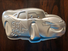 NEW CARS LIGHTNING MCQUEEN CAKE PAN BIRTHDAY PARTY MOLD