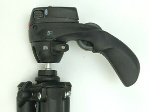 Manfrotto Compact Action Ball Head Tripod with Quick Release (MKCOMPACTACN-BK)