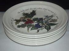 Earthenware Portmeirion Pottery Dinner Plates
