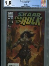 Skaar: Son of Hulk #1 (Variant Edition)  CGC 9.8  WP