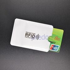 Custodia protettiva porta CARTA CREDITO contactless RFID Card Protector BANCOMAT