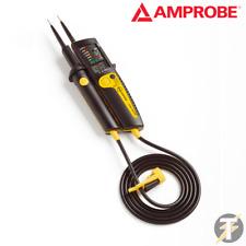 Fluke/Amprobe 2100-Gamma 2 Pole Continuity Voltage Tester LCD&LED 4 YR WARRANTY!