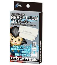 NES Cartridge Converter For Retro Freak Video Game Brand New Japan