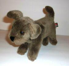 "Melissa & Doug Lifelike & Lovable Plush Brown Labrador Retriever Dog Puppy 9"""