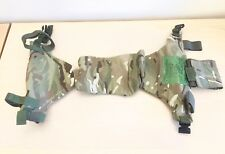 NEW British Army-Issue MTP Tier 2 Pelvic Protection Body Armour.