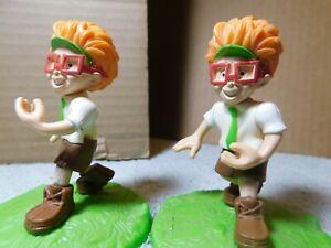 NN~I.Q. Burger King Kids Club Meal Toy Character Figure 1990