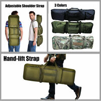 85-125CM Long Soft Padded Gun Bag– Waterproof Hunting Rifle Storage Bag