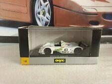 ONYX / SEBRING 1999 - BMW V12 LMR - DALMAS  - 1/43 SCALE MODEL CAR  - XGT006