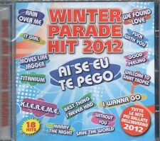 WINTER PARADE HIT 2012 - CD (NUOVO SIGILLATO)