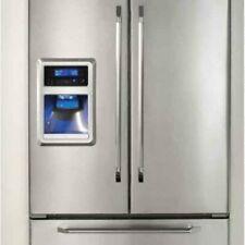 """Dacor AFE36H3LCH Chrome Epicure 36"""" Refrigerator Set of 3 Handles AFE36H3L"""