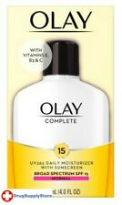 BL Olay Complete Moisturizer Normal Spf#15 4 oz - Two PACK