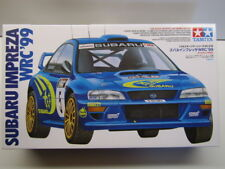 Tamiya 1:24 Subaru Impreza WRC 1999 Richard Burns / Robert Reid Model Kit - New