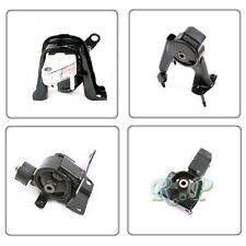 Fits 03-08 Toyota Corolla Matrix 1.8L Full Set Trans Engine Motor Mount MT G203