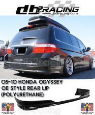 OE-Style Rear Lip (Urethane) Fits 05-10 Honda Odyssey