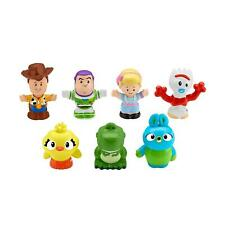 Disney Pixar Toy Story 4 Little People 7 Figure Pack