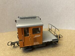 Bemo Shunting Tractor Tm 2/2 For H0m Rhb