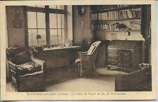 CP 85 VENDEE - St-Vincent-sur-Jard - Maison Clémenceau - La Table de Travail