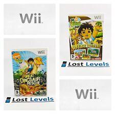Wii-Go Diego Go Series-el mismo día enviado en caja-MBC - * * anuncio de varios