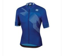 Sportful Bodyfit Team 2.0 Faster Jersey Cycling Bike Mens Blue / White Size XL