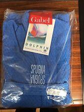 Accappatoio Spugna Gabel Dolphin 100% Cotone Taglia XL Kimono