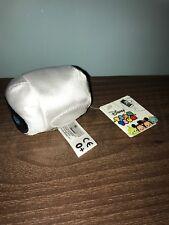 Disney Tsum Tsum Mini Soft Toy Plush Walle Wall-e Eve Rare Small BNWT Robot