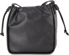French Connection Dane Cross Body Black Leather Women's Bag  FCUK305-001 S9